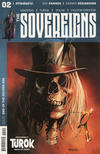 Cover for The Sovereigns (Dynamite Entertainment, 2017 series) #2 [Cover A]