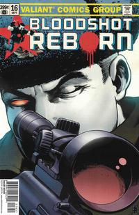 Cover Thumbnail for Bloodshot Reborn (Valiant Entertainment, 2015 series) #16 [Cover E - Darick Robertson]