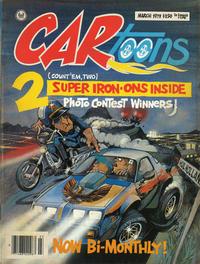 Cover Thumbnail for CARtoons (Petersen Publishing, 1961 series) #[107]