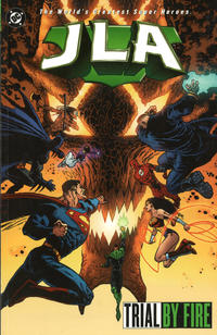Cover Thumbnail for JLA (DC, 1997 series) #14 - Trial by Fire