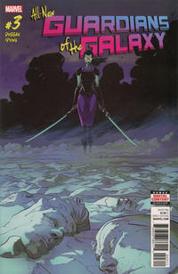 Cover Thumbnail for All-New Guardians of the Galaxy (Marvel, 2017 series) #3 [Direct Edition]