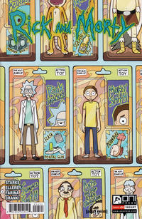 Cover Thumbnail for Rick and Morty (Oni Press, 2015 series) #24 [Variant Incentive Cover]
