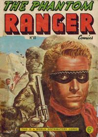 Cover Thumbnail for The Phantom Ranger (World Distributors, 1955 series) #10