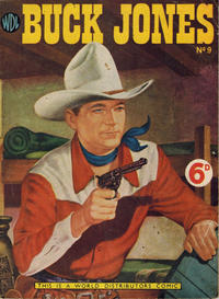 Cover Thumbnail for Buck Jones (World Distributors, 1953 series) #9