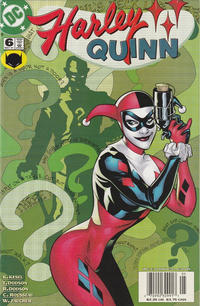 Cover Thumbnail for Harley Quinn (DC, 2000 series) #6 [Newsstand]