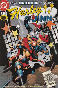 Cover Thumbnail for Harley Quinn (DC, 2000 series) #7 [Newsstand]