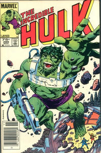 Cover for The Incredible Hulk (Marvel, 1968 series) #289 [Direct Edition]