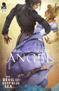 Cover Thumbnail for Angel Season 11 (Dark Horse, 2017 series) #5