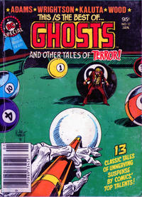 Cover Thumbnail for DC Special Blue Ribbon Digest (DC, 1980 series) #17 [Newsstand]