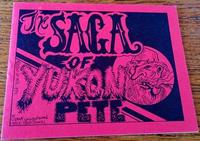 Cover Thumbnail for The Saga of Yukon Pete (Beserkley Records, 1974 series)
