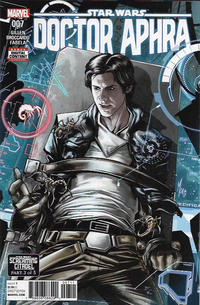 Cover Thumbnail for Doctor Aphra (Marvel, 2017 series) #7 [Marco Checchetto]