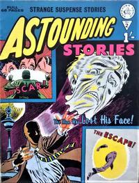 Cover Thumbnail for Astounding Stories (Alan Class, 1966 series) #2
