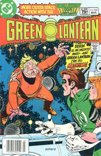 Cover for Green Lantern (DC, 1960 series) #162 [Direct-Sales]