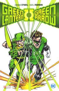 Cover Thumbnail for Green Lantern/Green Arrow (ECC Ediciones, 2017 series)