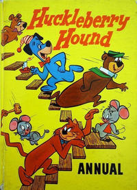 Cover Thumbnail for Huckleberry Hound Annual (World Distributors, 1960 series) #1960