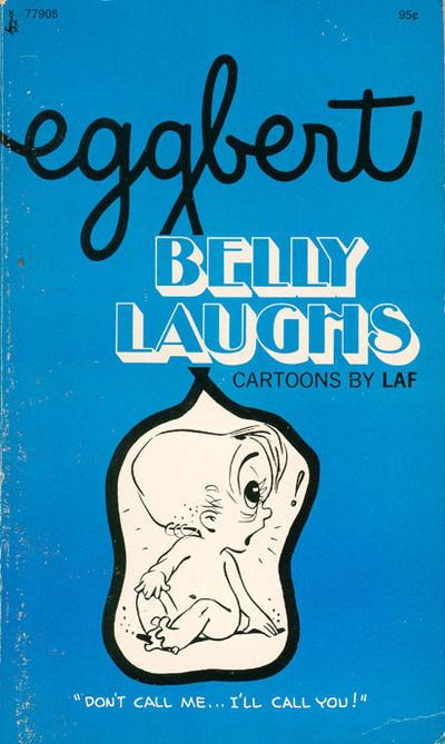 Cover for Eggbert: Belly Laughs (Pocket Books, 1974 series) #77908