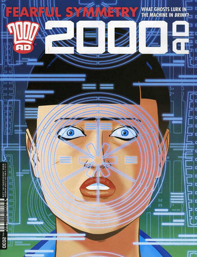 Cover for 2000 AD (Rebellion, 2001 series) #2030