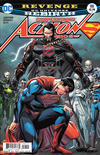 Cover for Action Comics (DC, 2011 series) #981