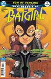 Cover for Batgirl (DC, 2016 series) #11 [Chris Wildgoose Cover]