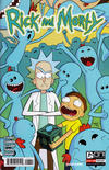 Cover for Rick and Morty (Oni Press, 2015 series) #26 [Variant Incentive Cover]