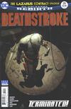 Cover for Deathstroke (DC, 2016 series) #20
