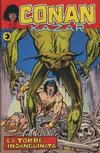 Cover for Conan e Kazar (Editoriale Corno, 1975 series) #18