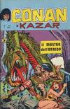 Cover for Conan e Kazar (Editoriale Corno, 1975 series) #24