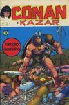 Cover for Conan e Kazar (Editoriale Corno, 1975 series) #29