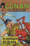 Cover for Conan e Kazar (Editoriale Corno, 1975 series) #35