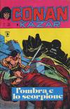 Cover for Conan e Kazar (Editoriale Corno, 1975 series) #40