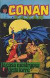 Cover for Conan e Kazar (Editoriale Corno, 1975 series) #41