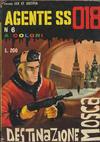 Cover for Dennis Cobb, Agente SS018 (Editoriale Corno, 1965 series) #6
