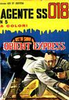 Cover for Dennis Cobb, Agente SS018 (Editoriale Corno, 1965 series) #5