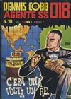 Cover for Dennis Cobb, Agente SS018 (Editoriale Corno, 1965 series) #10