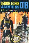 Cover for Dennis Cobb, Agente SS018 (Editoriale Corno, 1965 series) #11