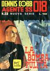 Cover for Dennis Cobb, Agente SS018 (Editoriale Corno, 1965 series) #23