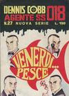 Cover for Dennis Cobb, Agente SS018 (Editoriale Corno, 1965 series) #27