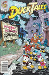 Cover for DuckTales (Disney, 1990 series) #5 [Newsstand]