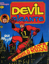 Cover for Devil Gigante (Editoriale Corno, 1977 series) #1