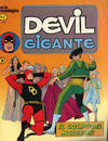 Cover for Devil Gigante (Editoriale Corno, 1977 series) #2