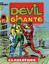Cover for Devil Gigante (Editoriale Corno, 1977 series) #6