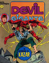 Cover for Devil Gigante (Editoriale Corno, 1977 series) #8