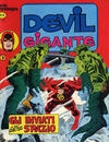 Cover for Devil Gigante (Editoriale Corno, 1977 series) #9