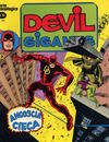 Cover for Devil Gigante (Editoriale Corno, 1977 series) #10