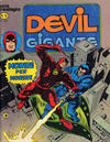 Cover for Devil Gigante (Editoriale Corno, 1977 series) #12