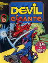 Cover for Devil Gigante (Editoriale Corno, 1977 series) #20