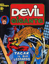 Cover for Devil Gigante (Editoriale Corno, 1977 series) #24