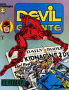 Cover for Devil Gigante (Editoriale Corno, 1977 series) #26