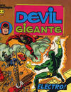 Cover for Devil Gigante (Editoriale Corno, 1977 series) #30