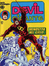 Cover for Devil Gigante (Editoriale Corno, 1977 series) #35